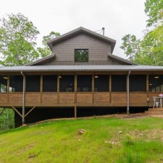 The HideOut Porch