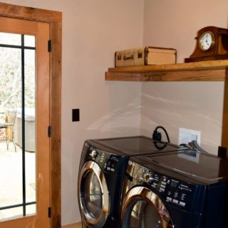 My Place washer and dryer - The Cove at Fairview - Vacation Rentals- Asheville, North Carolina